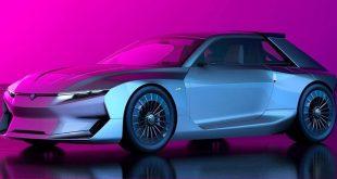Lancia Delta Integrale concept