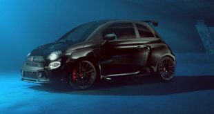 Pogea Racing fiat abarth 595 hercules