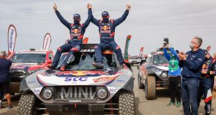 Stephane Peterhansel Dakar Rally