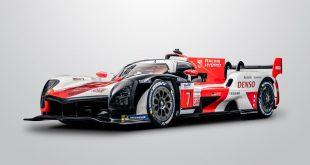 Toyota Gazoo Racing GR010 Hybrid Hypercar