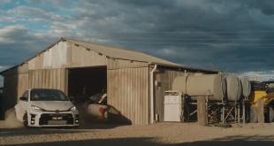 Toyota Yaris Australia commercial